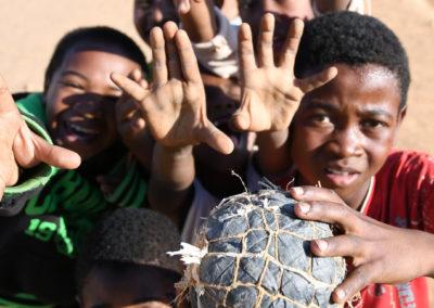 Jeu de ballon_Fianarantsoa