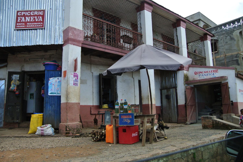 Dans les rues de Soavinandriana