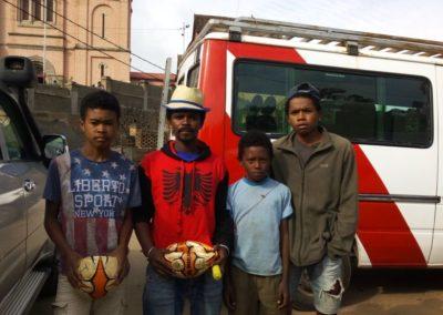 Ballons à Fianarantsoa