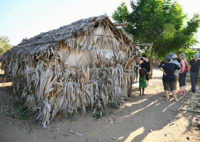 Visite d'un village