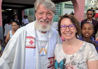Père Pedro et Vérène
