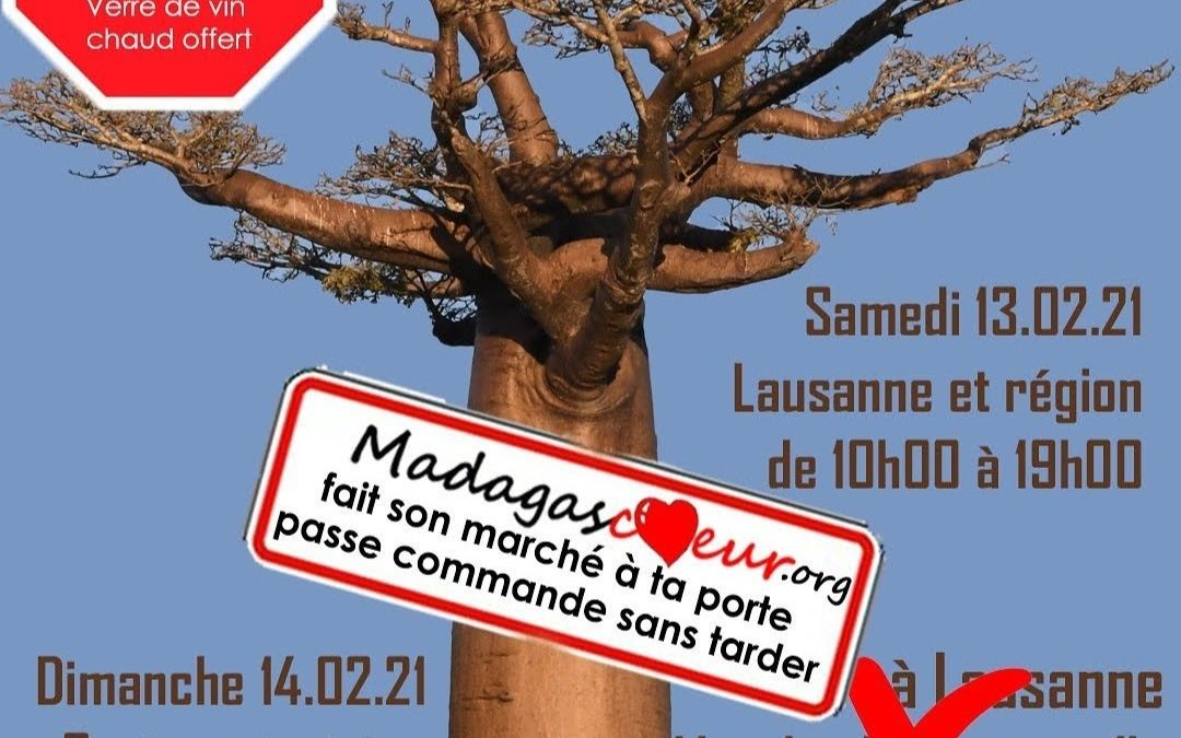 MADAGASCOEUR FAIT SON MARCHÉ À TA PORTE