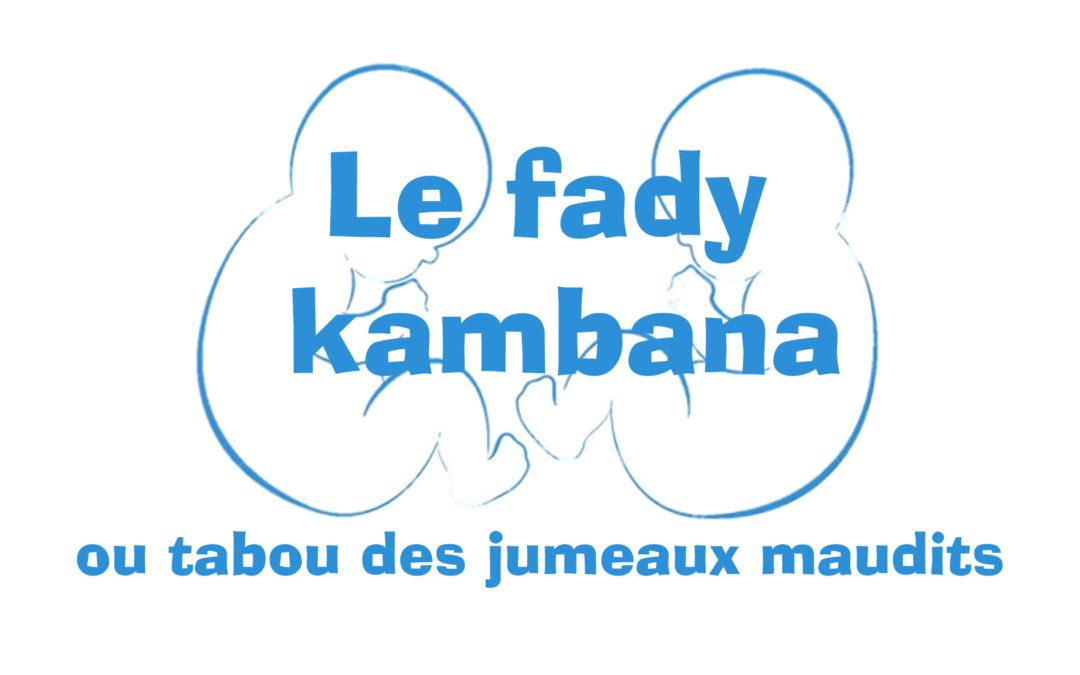 LE TABOU DES JUMEAUX MAUDITS